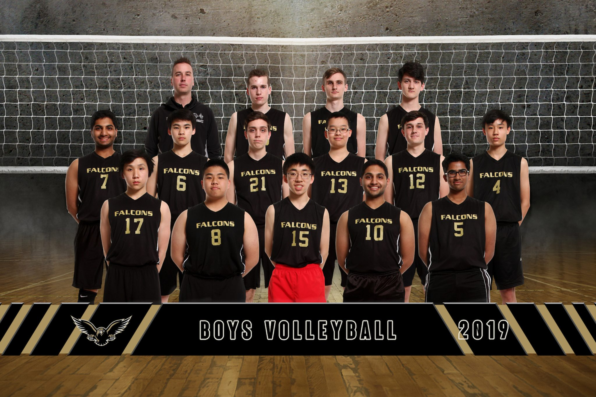 boys volleyball team picture