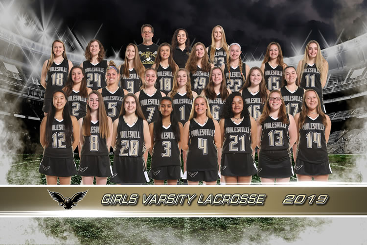 girls varsity lacrosse team picture 2019