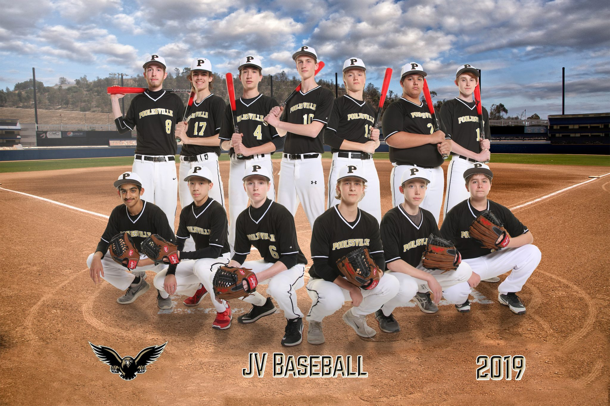 jv baseball team picture