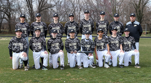 jv baseball team photo