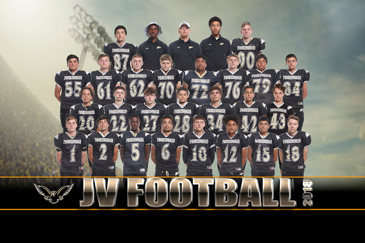 junior varsity football 2018