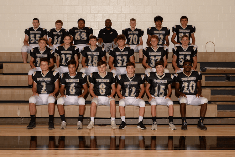 junior varsity football team picture