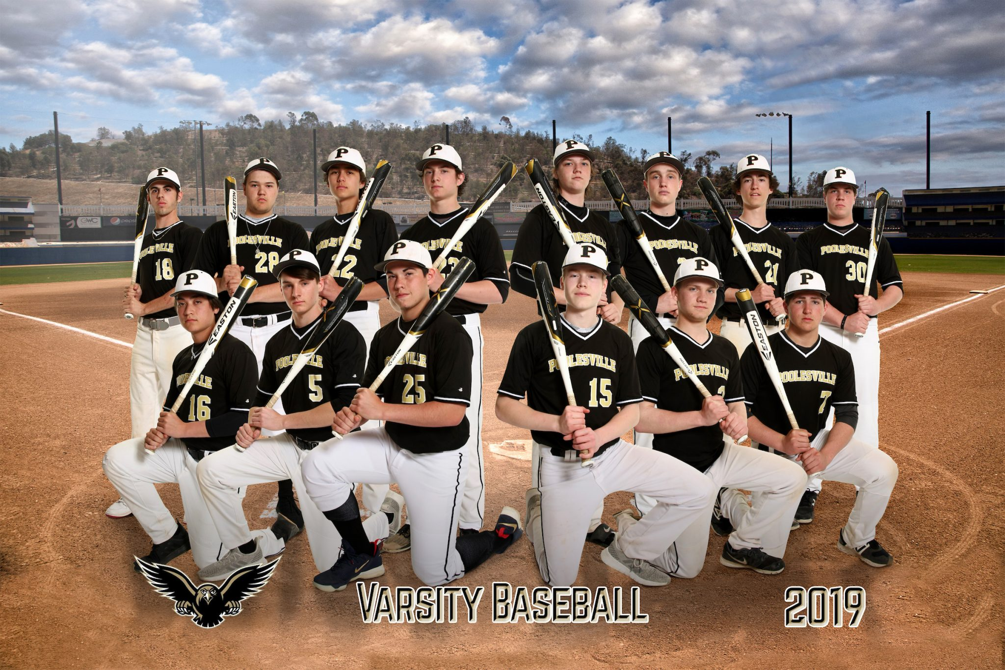 varsity baseball team picture