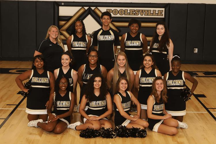 varsity cheerleading 2018